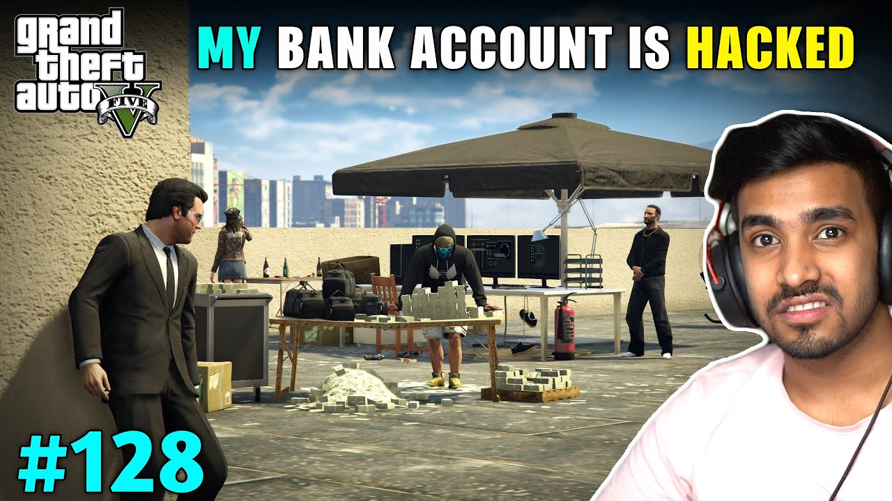 Download HE SCAMMED WITH MY BANK ACCOUNT   GTA V GAMEPLAY #128
