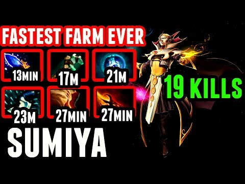 dota-2-invoker-fast-farm---sumiya---fastest-level-25-ever---7.07-full-game