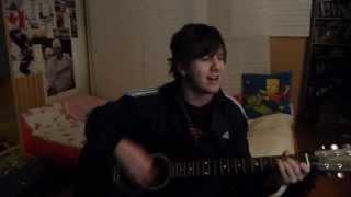NOC NA KARLŠTEJNĚ - LÁSKO MÁ JÁ STŮŇU cover na aukstickou kytaru a zpěv+Akordy na kytaru (nEscafeX)