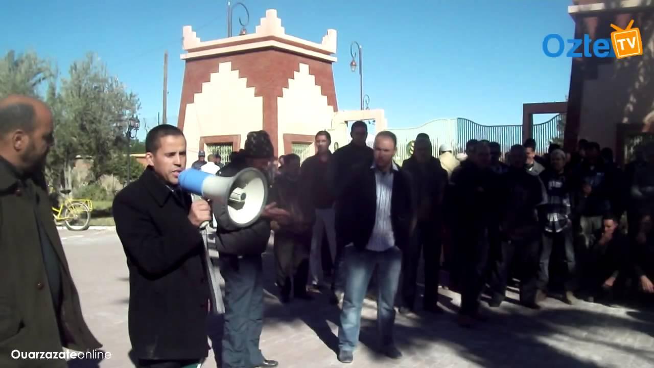 فيديو ساكنة فضراكوم تنتفض ضد خروقات مكتب وداديتها السكنية