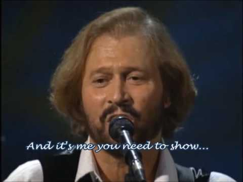 HOW DEEP IS YOUR LOVE - Bee Gees (Lyrics on)