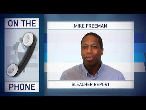 Bleach Report's Mike Freeman Talks Josh Allen Twitter Controversy w/Rich Eisen | Full Interview