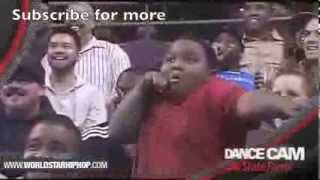 Game | DANCE OFF Usher vs. Kid at Detroit Pistons Game | DANCE OFF Usher vs. Kid at Detroit Pistons Game