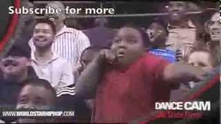 Game | DANCE OFF Usher vs. Kid at Detroit Pistons Game | DANCE OFF Usher vs. Kid at Detroit Pistons Game
