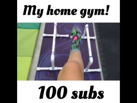 My Home Gym!| Everything Sofia Makena
