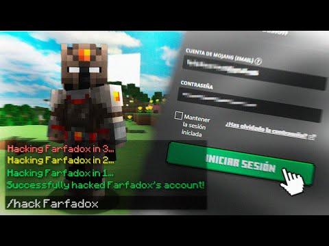 Así fue como le ROBE la IDENTIDAD a FARFADOX para MATAR a todo el SERVIDOR... *Minecraft HCF*