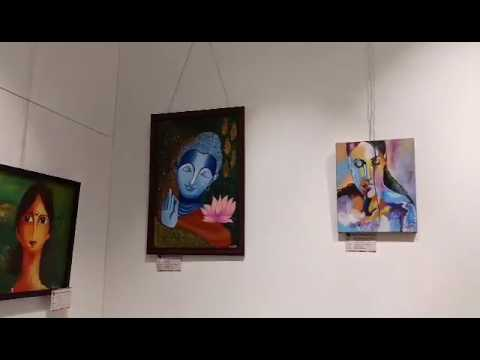 Exhibition by Women's Artist Group Pune
