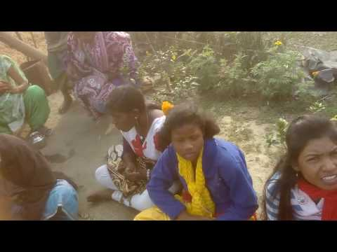 Santali videos Katwa West Bengal Katwa