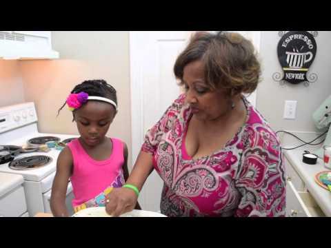 Nana's Kitchen Episode 2: Apple Dump Cake Recipe!
