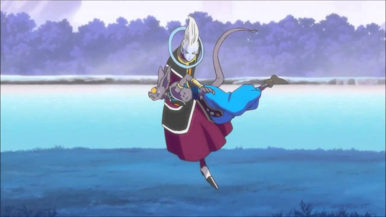 Download Dragon Ball Z Whis vs Beerus