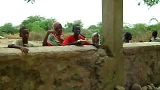 School Restoration in Djibouti, Africa.