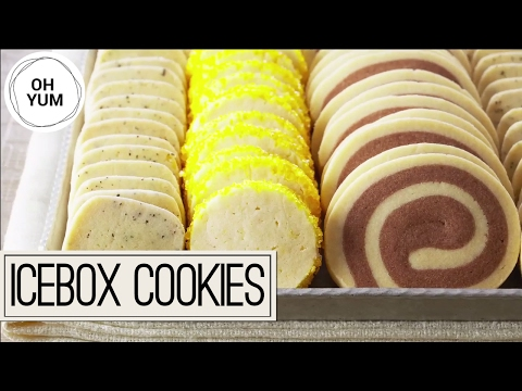 How To Make Icebox Cookies That Everyone Will Love Youtube