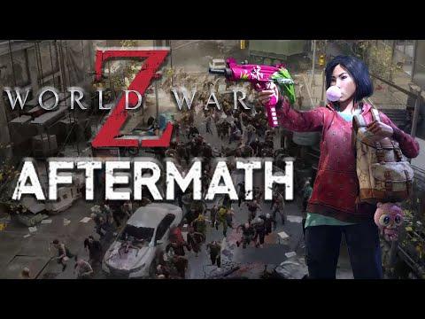 World War Z : Aftermath (Episode New York) PC Game thumbnail