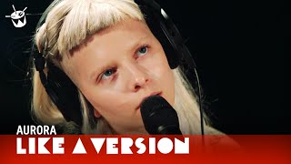 aurora covers massive attack teardrop for triple js like a version