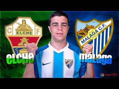 "Elche CF vs Málaga CF (2-0) | ""PARTIDO PARA OLVIDAR"" | J.10 LaLiga 123 18/19 | Post-Partido"