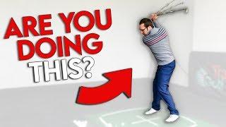 Stop Rushing The Downswing