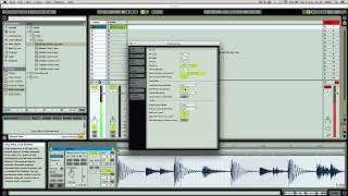 Ableton 9 Tutorial - Browsing and Loading Audio