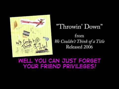 Throwin' Down + LYRICS [Official] by PSYCHOSTICK