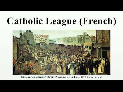Catholic League (French)