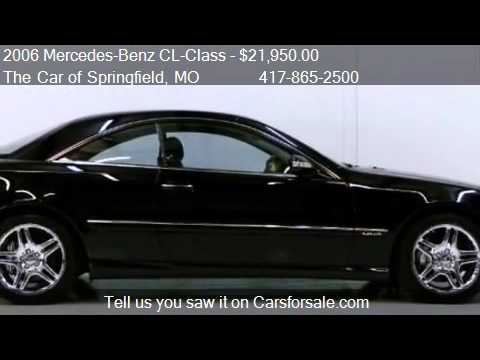 2006 Mercedes-Benz CL-Class CL600 - for sale in ...