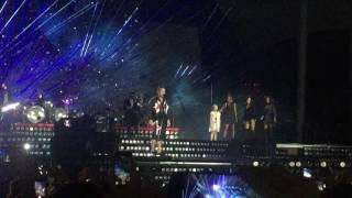 Robbie Williams - Angels - Waldbuehne Berlin 25.07.2017 / Chester Bennington