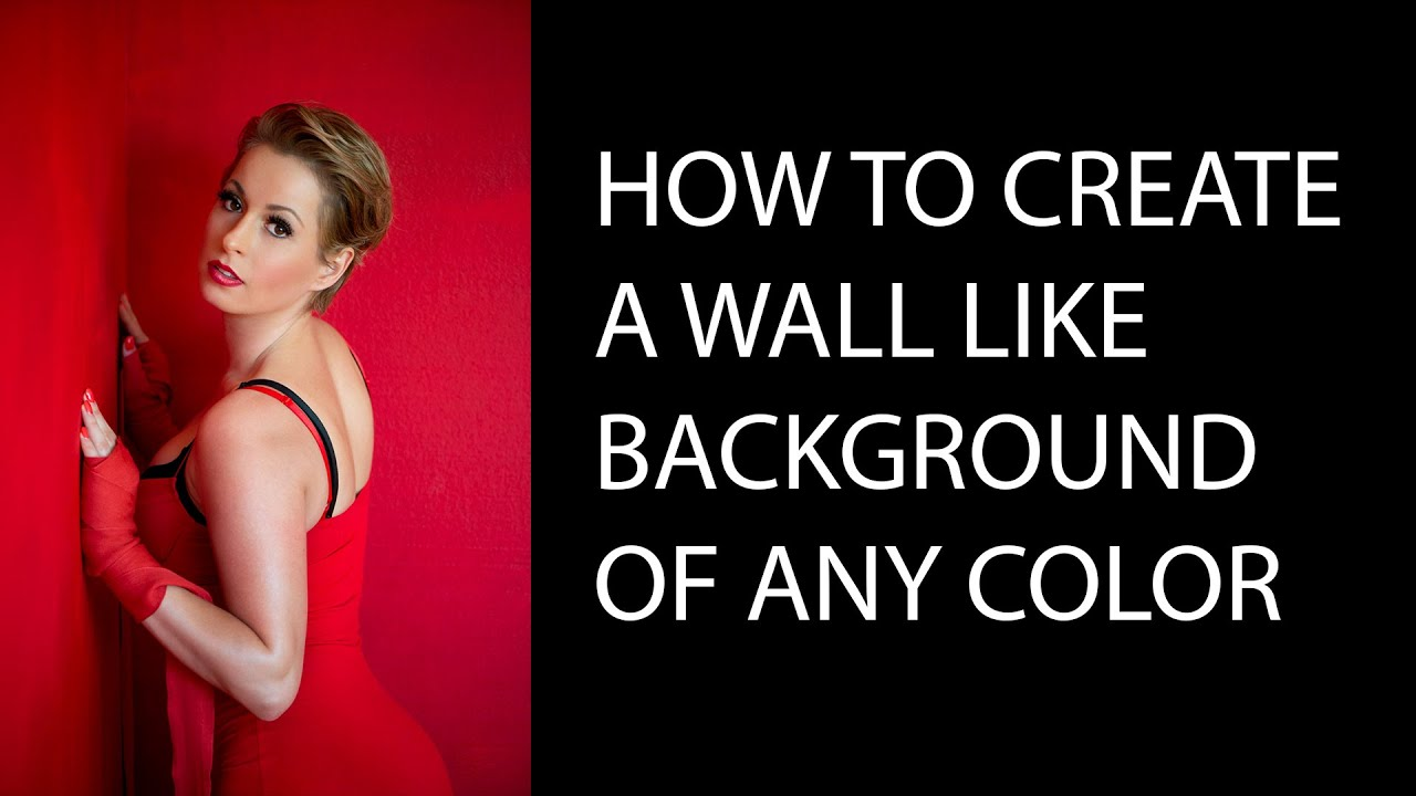 how to create your own photo studio