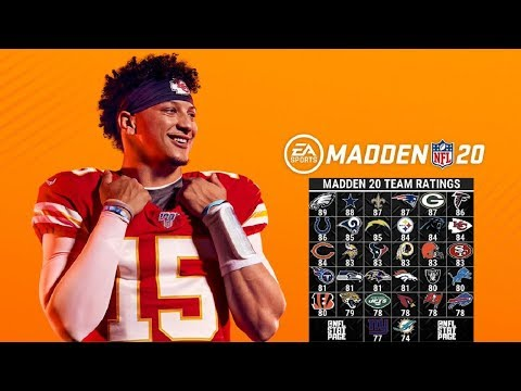 WHY NFL PLAYERS AND FANS ARE FURIOUS AT EA'S MADDEN 20 RATINGS