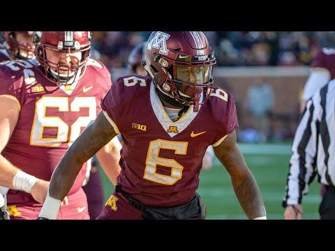 #6: Minnesota WR Tyler Johnson | Top 30 Returning B1G Football Players Of 2019