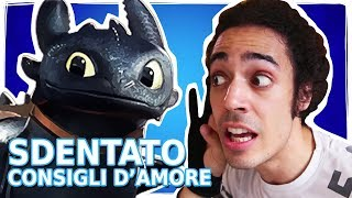 SDENTATO ha trovato UNA SQUINZIA - Dragon Trainer -  RichardHTT
