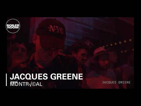 Jacques Greene Boiler Room Montréal Live Set Mp3