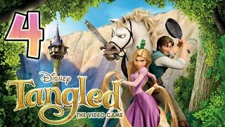 Disney Tangled Walkthrough Part 4 (Wii, PC) ✿ Snuggly Duckling Part 1 ❤ Full 100% Game