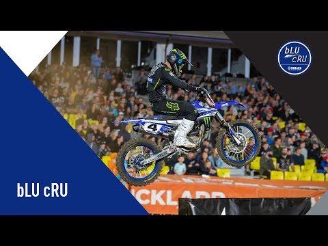 BLU CRU | 2019 ASX Round 4 | Auckland NZ