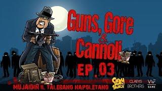 Guns Gore & Cannoli I Vicoli