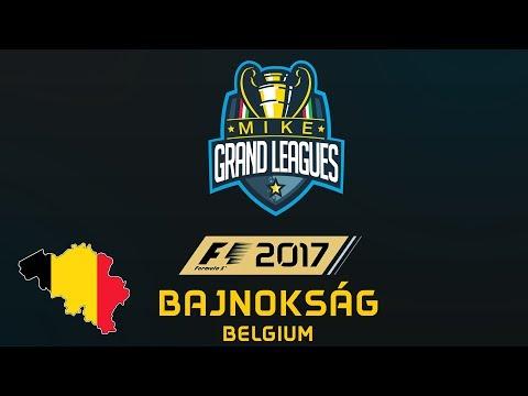 """MGL F1 2017 Bajnokság - """"B"""" Liga - Belga - S01/R11"""
