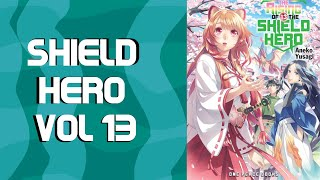 Popular The Rising of the Shield Hero: The Rising of the Shield Hero Volume 13 Related to Books
