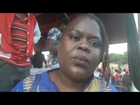 Obert Gutu, Linda Masarira & Yvonne Musarurwa Elected in MDC-T (21.4.2018) Bulawayo