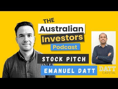 3 ASX share ideas with Emanuel Datt | Australian Investors Podcast | Rask