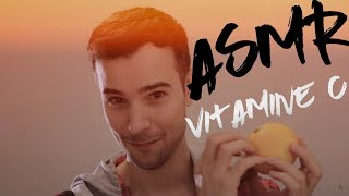 ASMR Relaxation & VITAMINE C  🌞🥝🍊