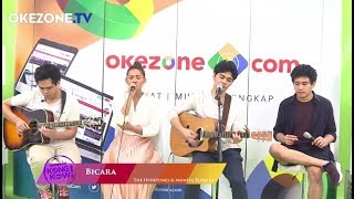 The Overtunes ft Monita Tahalea Bicara Kongkow Okezone