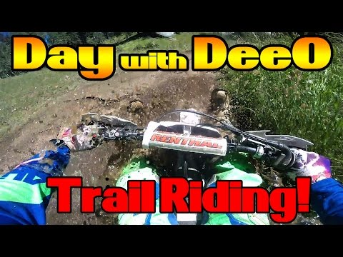 Day with DeeO | Trail Riding in the Rocky Mountains | 717 - Divide, Colorado