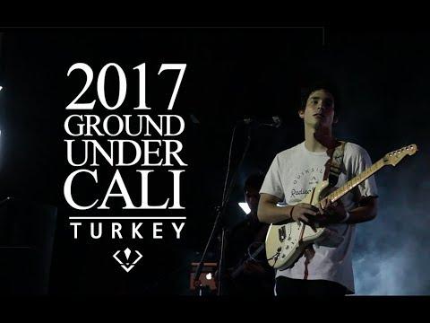 Turkey - Festival Caliunderground 2017 (Live)