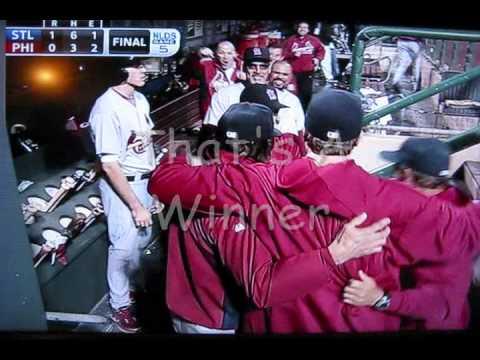 2011 Cardinals Win NLDS.wmv