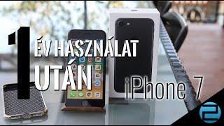 1 év után is...? | iPhone 7 teszt