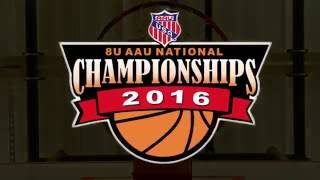 2016 8U AAU National Championship Promo