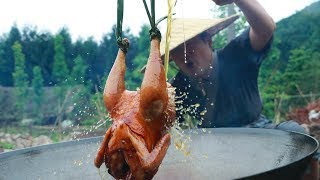 【Shyo video】The secret oil is chicken, and the guy is one