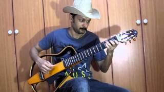 Download Hindi Video Songs - Shoot the Kuruvi (Jil Jung Juk) Guitar Cover