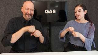 Automotive Repair Signing (Part 1.D) (American Sign Language) (ASL)