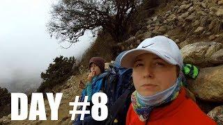 DAY 8️⃣| Everest Base Camp Trek w/Kids /// Phungi Thenga to Tengboche & Deboche (largest incline)