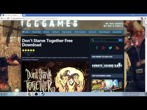 don t starve together key free