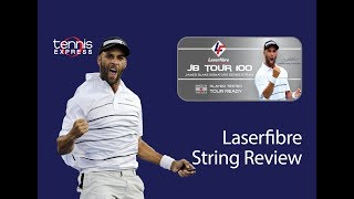 Laserfibre String Review | Tennis Express